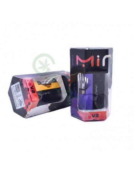 Imini V2 Pro Vape Pen Kit 510 Thread Battery For CBD Oil/THC/Wax 650mAh 1