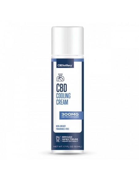 CBDistillery Topical CBD Cream Cooling 1.7oz 300mg 1pcs:0 US