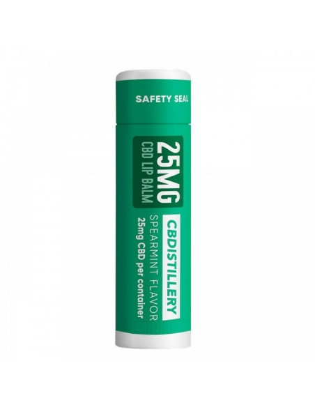 CBDistillery Topical CBD Lip Balm 25mg 1pcs:0 US