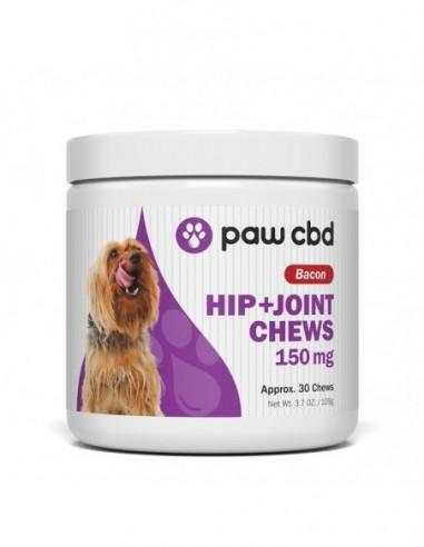 cbdMD Paw CBD Pet CBD Hip & Joint Soft Chews For Dogs 30 Count 150mg 1pcs:0 US