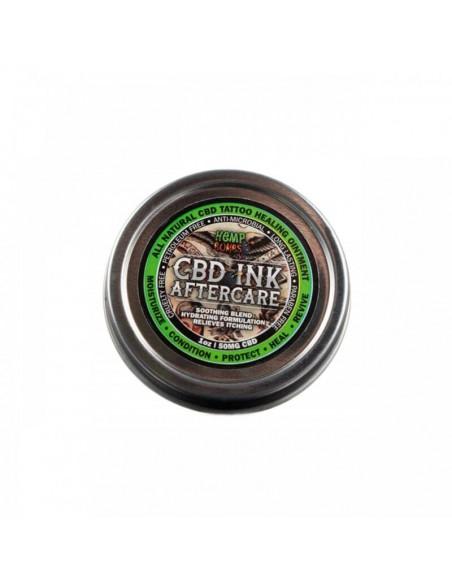 Hemp Bombs Topical CBD Tattoo Ointment 1oz 50mg 1pcs:0 US