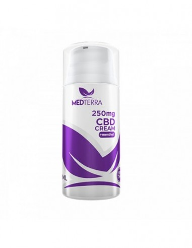 Medterra Topical CBD Rapid Cooling Cream 1.7oz 250mg 1pcs:0 US