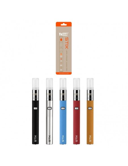 Yocan STIX Vape Pen Kit For E-juice 320mAh With Ceramic Coil 0
