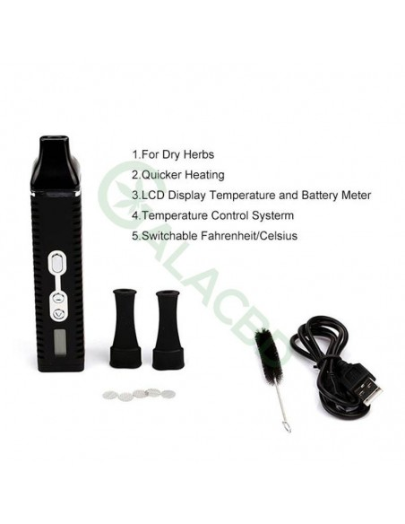 Hebe Titan 2 Dry Herb Vaporizer For Weed 2200mAh 3