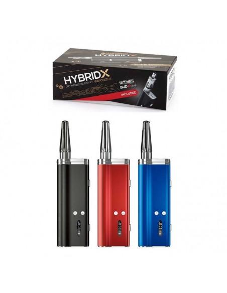 Flowermate Hybrid X 60W TC Dry Herb Vaporizer 510 Thread For Weed/Wax/CBD Oil 1500mAh 0