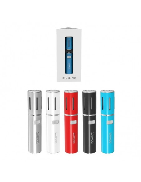 VAPMOD Xtube 710 Pen Battery For CBD Oil/THC/Wax 510 Thread Cartridge 900mAh 0