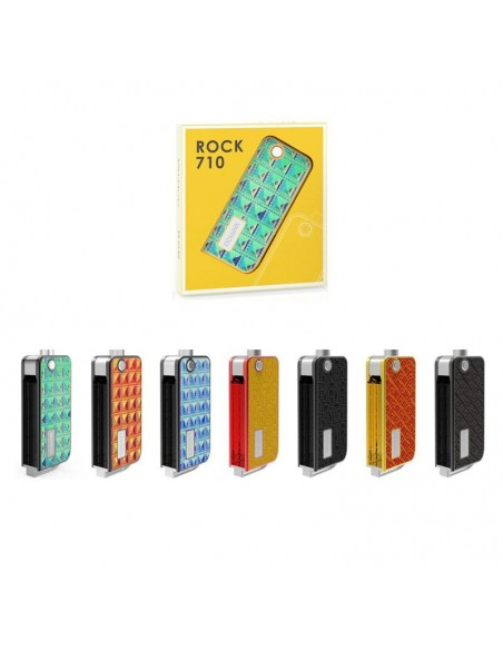 VAPMOD ROCK 710 Mod Battery For CBD Oil/THC/Wax Atomizer 650mAh 0