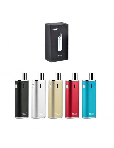 Yocan Hive AIO Mod Starter Kit For CBD Concentrate/E-juice/Oil 650mAh 0