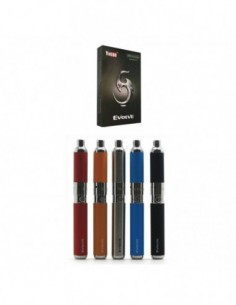 Yocan Evolve Wax Pen/Dab Pen Starter Kit For CBD Concentrate 650mAh 0