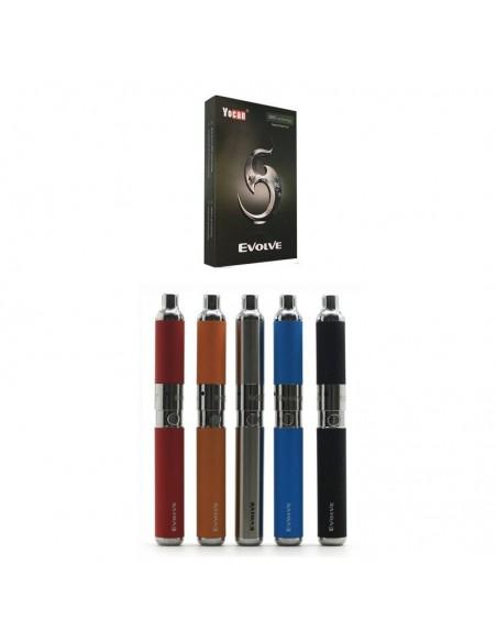 Yocan Evolve Wax Pen/Dab Pen Starter Kit For CBD Concentrate 650mAh