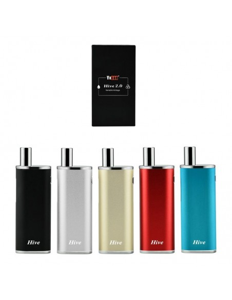 Yocan Hive 2.0 AIO Starter Kit For CBD Concentrate/E-juice/Oil 650mAh 0
