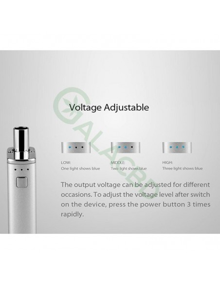 Yocan Hive 2.0 AIO Starter Kit For CBD Concentrate/E-juice/Oil 650mAh 5