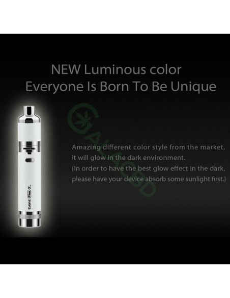 Yocan Evolve Plus XL Dab/Wax Pen Kit For CBD Concentrate 1400mAh 7