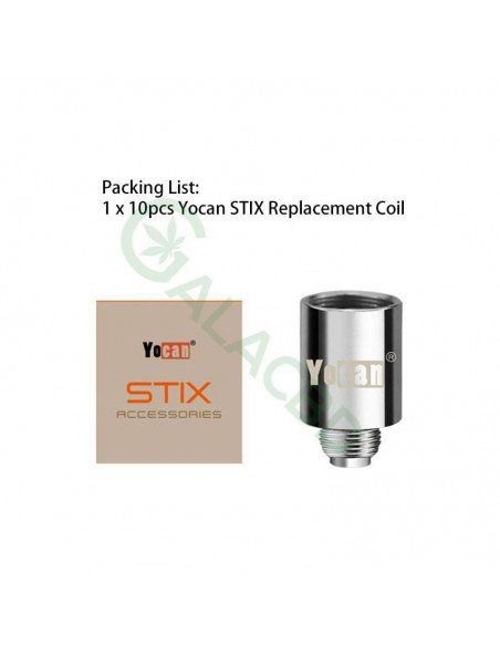 Yocan STIX Replacement Coil 1.8ohm With Ceramic Material 1