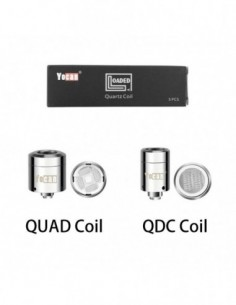 Yocan Loaded Replacement Coil Quad Coil/QDC Coil 0