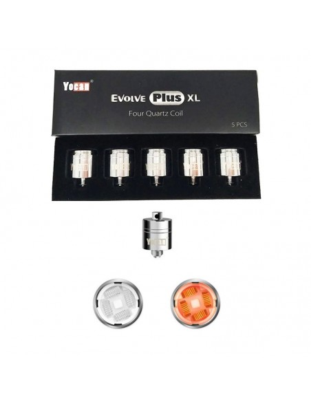 Yocan Evolve Plus XL Replacement Coil Quad Coil 0