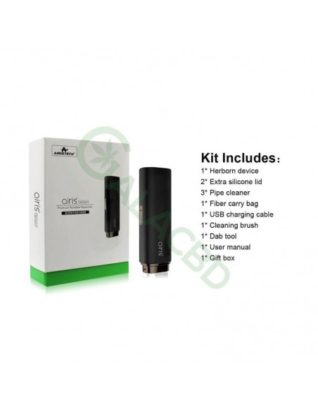 Airistech Herborn Dry Herb Vaporizer For Weed 2200mAh 1