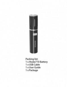VAPMOD Xtube 710 Pen Battery For CBD Oil/THC/Wax 510 Thread Cartridge 900mAh