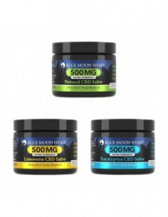 Blue Moon Hemp Topical CBD Salve 0