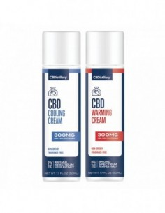CBDistillery Topical CBD Cream 0