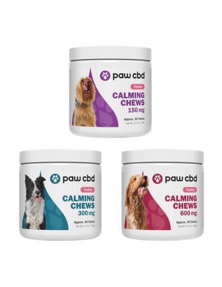 cbdMD Paw CBD Pet CBD Calming Chews For Dogs 0
