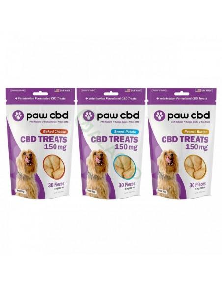 cbdMD Paw CBD Pet Edible CBD Dog Treats 1