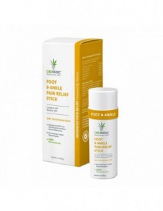 CBDMEDIC Topical CBD Foot & Ankle Pain Relief Stick 0