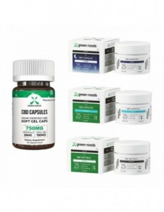 Green Roads CBD Capsules 0