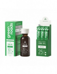 Green Road CBD Tincture Broad Spectrum 0