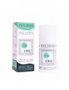 Pachamama Topical CBD Pain Cream 0
