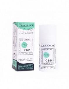 Pachamama Topical CBD Pain Cream 0