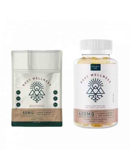 Root Wellness Edible CBD Gummies 0