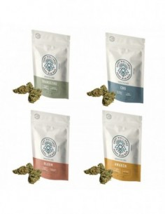 Root Wellness Hemp Flower Bud Bag 0
