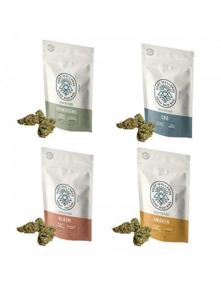 Root Wellness Hemp Flower Bud Bag 0