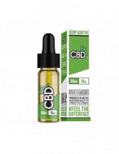CBDfx CBD Vape Oil Additive 10ml 60mg 1pcs:0 US