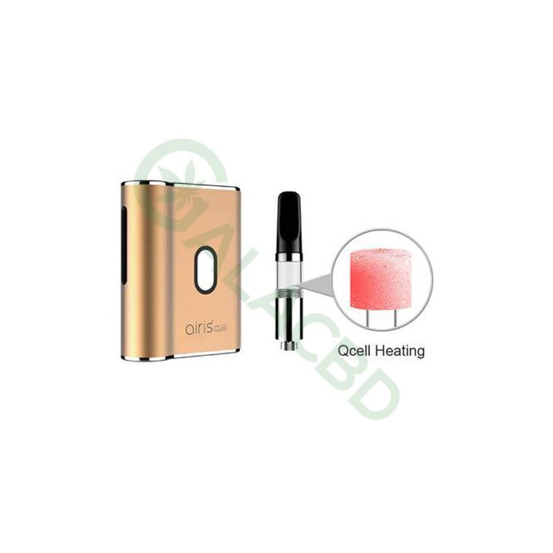 Airistech Airis Qute Wax Vaporizer For Concentrate/Dabs 450mAh 3