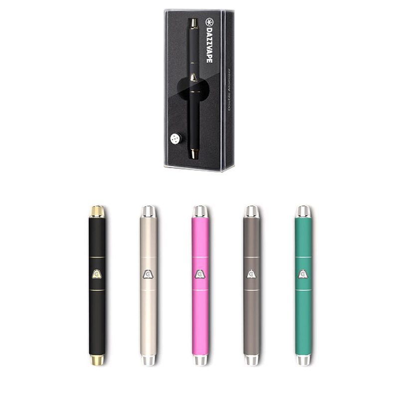 Dazzvape Acus Wax Vaporizer/Dab Pen Kit For Concentrate 350mAh 0