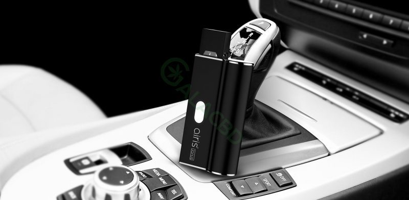 Airistech Airis Janus 510 Thread Battery Box Mod For CBD Oil/THC/Pods 650mAh Pic 8