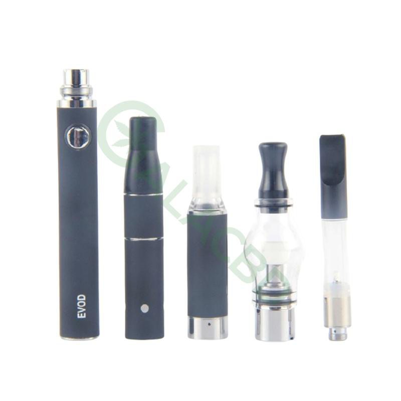 Evod Vape Pen 4 In 1 For Weed/Wax/Oil/Ejuice 1100mAh 1