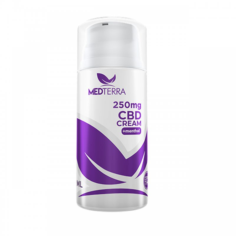 Medterra Topical CBD Rapid Cooling Cream 0